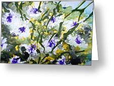 Divine Blooms-21172 Greeting Card