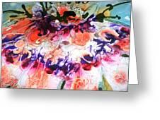 Divine Blooms-21175 Greeting Card