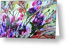 Divine Blooms-21176 Greeting Card