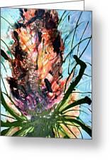 Divine Blooms-21177 Greeting Card