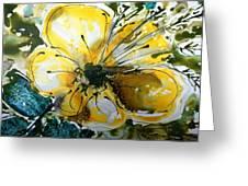 Divine Blooms-21179 Greeting Card