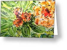 Divine Blooms-21192 Greeting Card