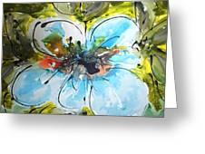 Divine Blooms-21199 Greeting Card