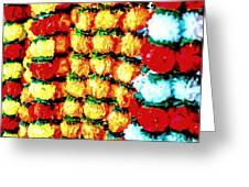 Diwali Decorations 4 Greeting Card