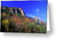 Dixville Notch Greeting Card