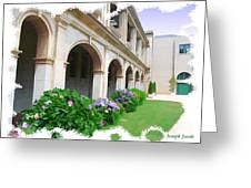Do-00050 Sofitel Mansion In Werribee Greeting Card
