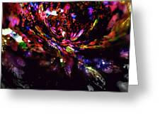 Do Space Rocks Dream In Colour Greeting Card