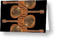 Dobro 5 Greeting Card