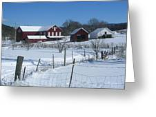 Doc Witts Farm Greeting Card