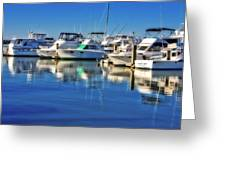 Dock O' The Bay Greeting Card