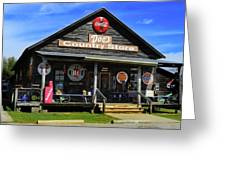 Doc's Country Store Greeting Card