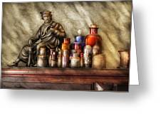 Doctor - Doctor Recommended  Greeting Card by Mike Savad