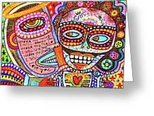 Dod Art 123it Greeting Card