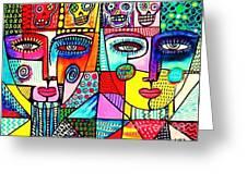 Dod Art 123ito Greeting Card