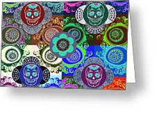 Dod Art 123jook Greeting Card