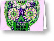 Dod Art 123pin Greeting Card