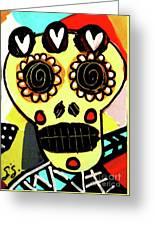Dod Art 123tyu Greeting Card