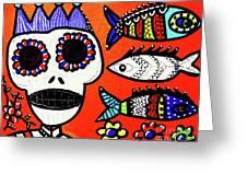 Dod Art 123uyt Greeting Card