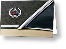 Dodge Challenger Se Classic Car Greeting Card