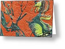 Dodo Bird Uprising Greeting Card