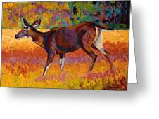 Doe IIi Greeting Card