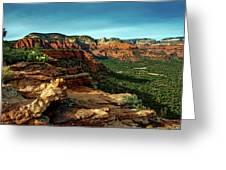 Doe Mountain Trail 60 Greeting Card