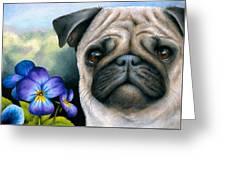 Dog #133 Greeting Card