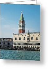 Doge's Palace, Venice Greeting Card