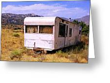 Dogpatch Trailer Greeting Card