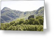 Dolbadarn Castle.  Greeting Card