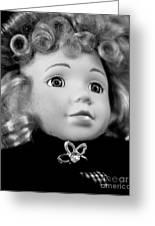 Doll 57 Greeting Card