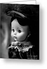 Doll 62 Greeting Card