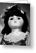 Doll 63 Greeting Card