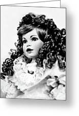 Doll 66 Greeting Card
