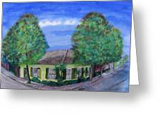 Dolliole Cottage Greeting Card