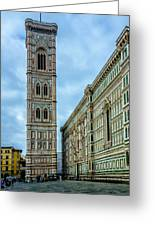 Dom Of Florence Greeting Card