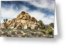 Dome Rock - Joshua Tree National Park Greeting Card