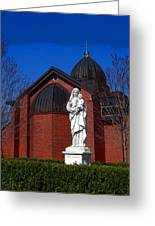 Dominican Sisters Jesus And Mary Greeting Card