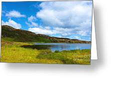 Donegal Landscape Greeting Card