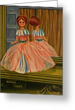 Donna Doll Greeting Card