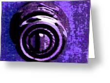 Doorknob 2 Greeting Card
