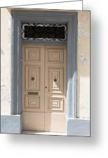 Doors Of The World 72 Greeting Card