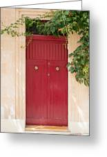 Doors Of The World 79 Greeting Card