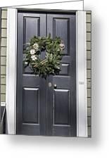 Doors Of Williamsburg 64 Greeting Card