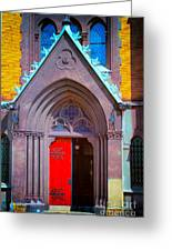 Doorway To Heaven Greeting Card