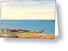 Dooy Rossguile ,donegal ,ireland  Greeting Card