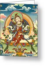 Dorje Yudronma Greeting Card