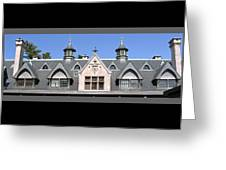Dormers Design 1 Greeting Card