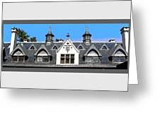 Dormers Design 6 Greeting Card