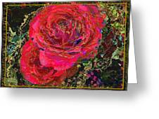 Dornroeschen Greeting Card